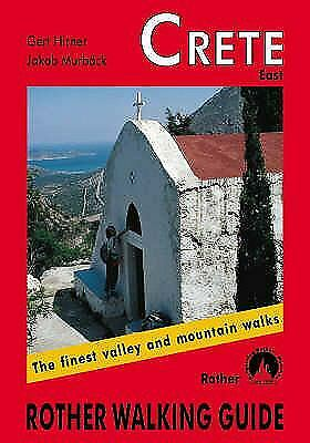 Crete East : The Finest Valley And Mountain Walks Paperback Gert Hirner • 9.82£
