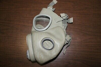 $24.99 • Buy DISCOUNTED FADED Czech M10 Gas Mask Chemical Nuclear Biological