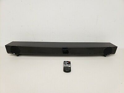 AU193.74 • Buy Yamaha YAS-103 All In One Sound Bar Black Bluetooth With Remote Tested Working