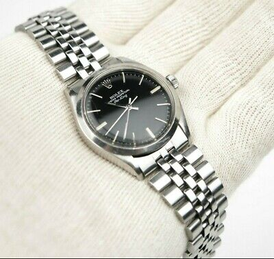 $ CDN6575 • Buy Rolex Air-King 1978 Stainless Steel Automatic Wristwatch