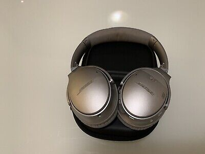 AU100 • Buy Bose QuietComfort 35 Silver Noise Cancelling Wireless Headphones