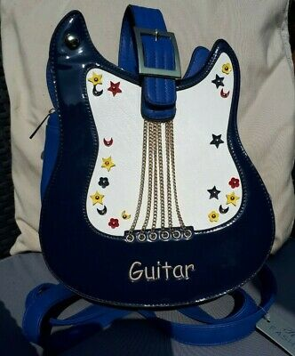 Novelty Back Pack Guitar New With Tags • 19.99£