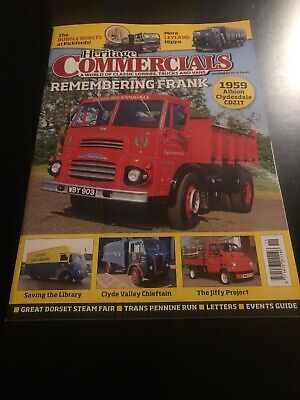 £6.59 • Buy Heritage Commercials Magazine NOV 2019 Albion Clydeside CD21T, Leyland Hippo &