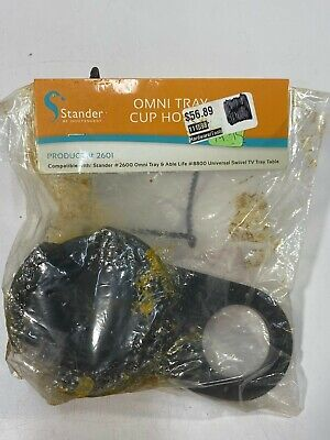 $18 • Buy Universal Swivel Tray Table Accessories - Cup Holder 2601 - NEW!