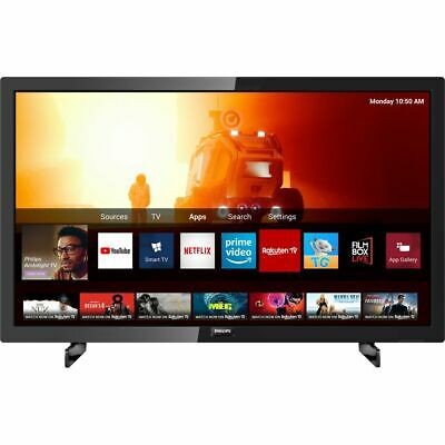 Philips TPVision 24PFS6805 24 Inch TV Smart 1080p Full HD LED Freeview HD 3 • 199£
