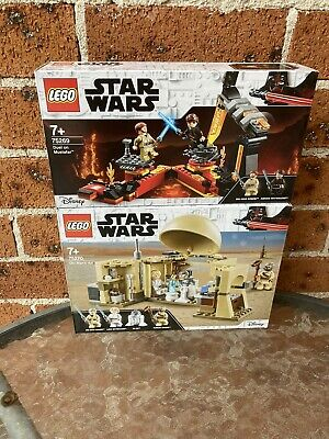 AU69 • Buy Brand New LEGO Star Wars 75269 & 75270@ Bundle Sale