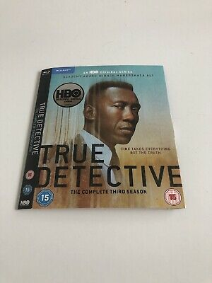 £1.99 • Buy True Detective Complete Third  Season- Blu Ray Slip Cover Only  No Discs