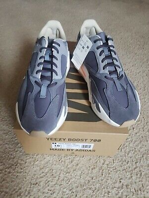 """$ CDN607.74 • Buy Adidas Yeezy Boost Wave Runner Style 700 """"Magnet"""" Size 10.5 New In Box"""