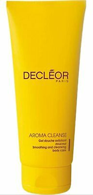 Decleor Aroma Cleanse Smoothing & Cleansing Body Care 200ml FULL SIZE • 8.99£
