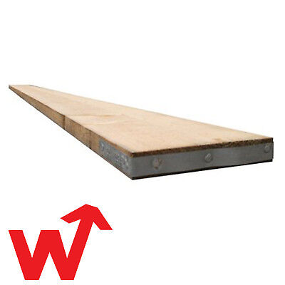 Scaffold Boards GRADE A - 13ft Scaffold Boards - Timber - NOT Banded • 16.95£