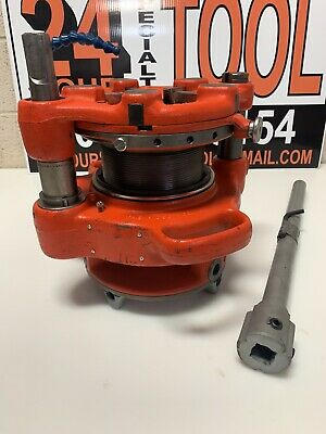 "$ CDN1454.40 • Buy Ridgid 141 Hog Head 2-1/2"" To 4"" Pipe Threader Die Head Mount To 535 W/ Oiler"
