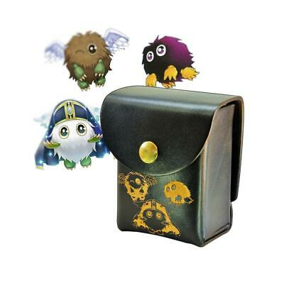 Kuriboh Yu-Gi-Oh Leather Deck Box With Belt Loop/Clip, Various Sizes, Mini Size • 40.60£