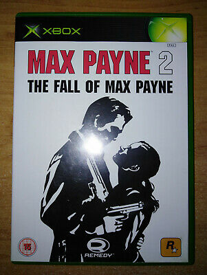 Max Payne 2 The Fall Of Max Payne (pal) - Microsoft Xbox *best Offer* *tracked* • 10£