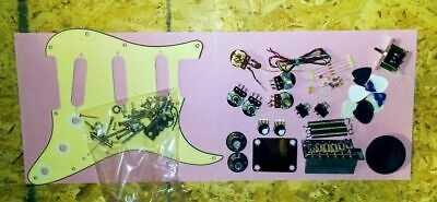 $ CDN106.48 • Buy * Experimental Guitar FX DIY Kit Guitar / Pedal Parts (ID: Lot 007) *