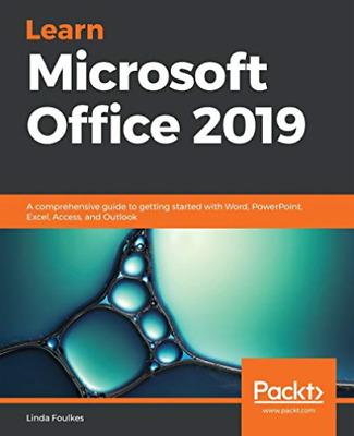 AU85.93 • Buy Foulkes Linda-Learn Ms Office 2019 (US IMPORT) BOOK NEW