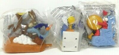Mcdonalds Happy Meal Toys Vintage Looney Tunes 1996 -  New & Sealed • 5.99£