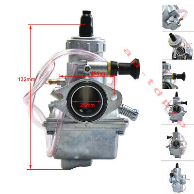AU49.99 • Buy Molkt 28mm Big Jet Carb Carby Carburetor YX 150cc 160cc PIT PRO Trail DIRT BIKE