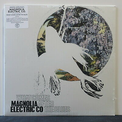 MAGNOLIA ELECTRIC CO (Jason Molina) 'What Comes After The Blues' Vinyl LP SEALED • 20.61£