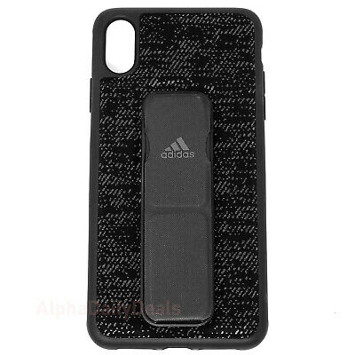 AU10.48 • Buy Adidas IPHONE X XS Protective Grip Case Black