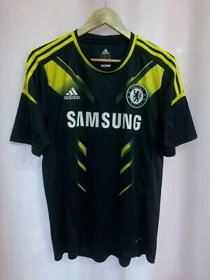 Chelsea London 2012/2013 Third Football Shirt Jersey Size M Adidas • 29.99£