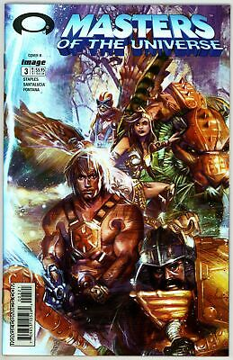 $6 • Buy Masters Of The Universe (2003) #3B VF 8.0 Foil Variant