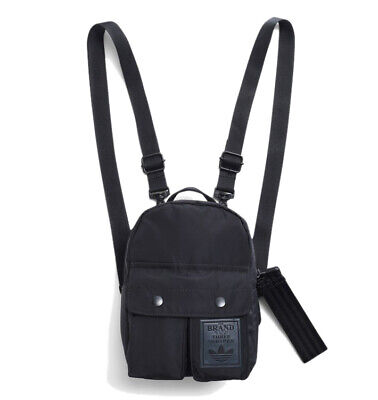 AU44.95 • Buy Adidas Classic Originals Mini Backpack - Black