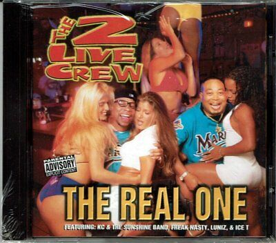$ CDN19.96 • Buy The 2 Live Crew  The Real One  BRAND NEW SEALED CD