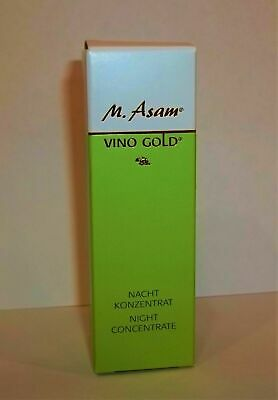 $17.99 • Buy New M. Asam Vino Gold Night Concentrate 1.01