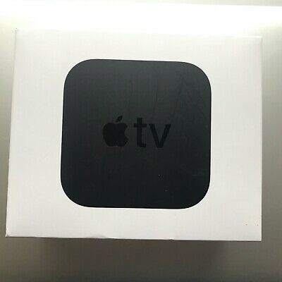 $ CDN40.34 • Buy Box Only Apple TV 4K 32GB MQD22LL/A A1842 Manual Inserts Stickers Empty Box Only