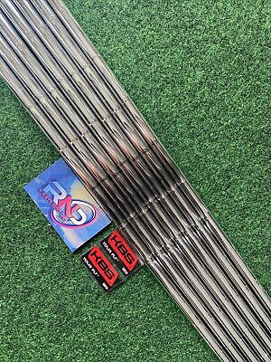 AU345 • Buy KBS TOUR FLT 120 Stiff Shafts Certified Dealer 4-P 7 Pieces .355 Taper Tip