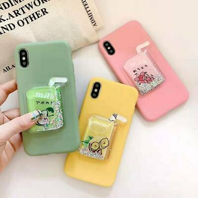 AU6.96 • Buy Quicksand Lemon Tea Lovely Hot Cute Fashion Silicon Case Cover For Various Phone