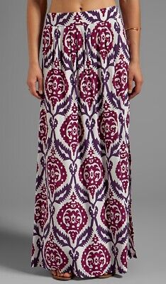 AU70 • Buy Tigerlily Brocade Maxi Skirt Size 8