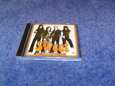 The Sweet - Collection CD Rare Compilation From Galen Records 2009 Brand NEW • 7.99£