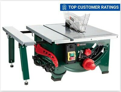 Brand New 1200w Parkside Portable Table Saw PMTS 210 A1 Brand New Boxed • 259.99£