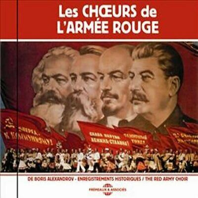 £13.68 • Buy Red Army Choir Vol 1 (US IMPORT) CD NEW