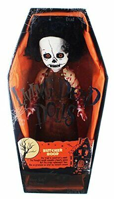 Butcher Boop Living Dead Dolls Series 32 Action Figure Gothic Horror Collectible • 53.78£
