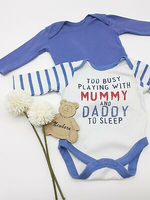 🚚 Newborn Baby Boys  -Baby Boy Clothes -Multi Listing -Build Your Own Bundle🚚 • 2.50£