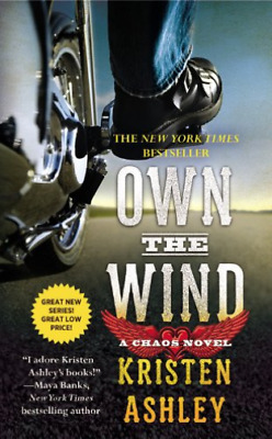 AU11.08 • Buy Ashley, Kristen-Own The Wind (US IMPORT) BOOK NEW