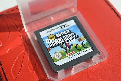 New Super Mario Bros. (Nintendo DS, 2006), Game Card Only • 8.89£