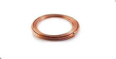 4mm Copper Tube Pipe • 5.99£