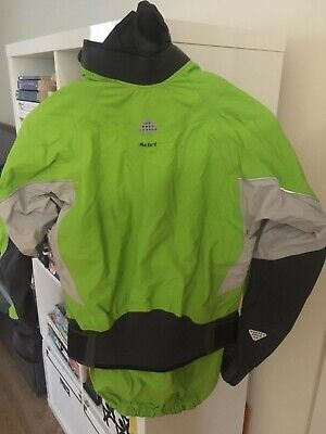 £110 • Buy Palm Ariel Ladies Whitewater Dry Cag - Lime XS