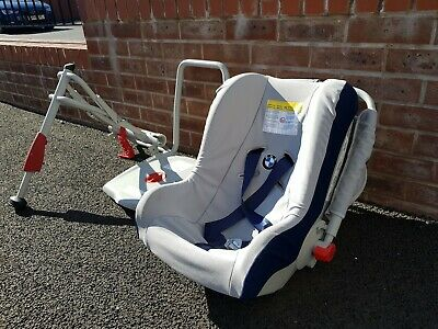 Bmw Baby Car Seat Iso Fix • 69.99£