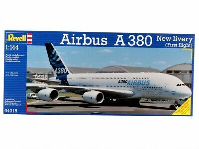 RV04218 - Revell 1:144 - Airbus A380   New Livery   • 29.99£