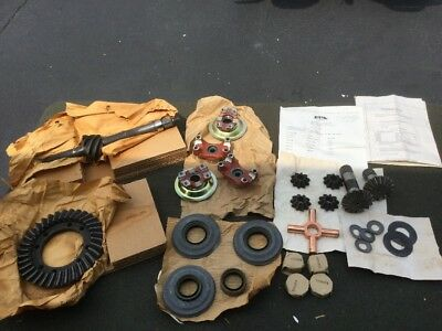 $295 • Buy Nos Military Mutt Jeep M151 M151a2 Differential Gear + Seal + Flange Set