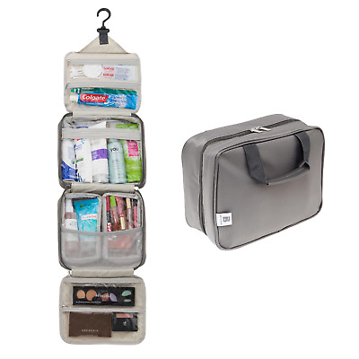 AU29.99 • Buy Ballage Hanging Toiletry Bag With Customisable Storage