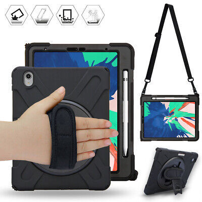 AU62.69 • Buy For IPad Pro 11inch 2nd Gen 2020 Case Shockproof Armor Stand Cover Pencil Holder
