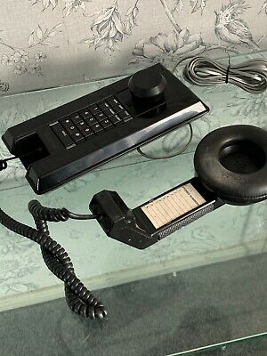 Rare Vintage Retro Telequest Telephone Softel Headphone Style Home Phone • 25£