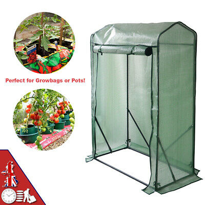 Portable Greenhouse Weatherproof Outdoor Grow Bag Cover Garden Plants Growhouse • 19.97£