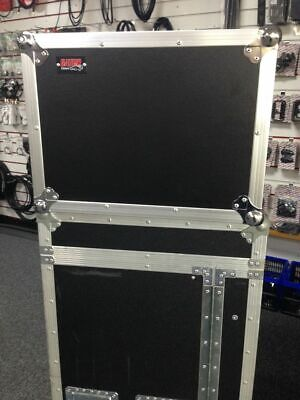 Gator G-Tour 8u Rack Case Professional Tour Grade Flightcase • 120£