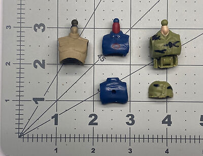 $ CDN3.93 • Buy Gi Joe Modern 4  Figure Th Fodder For Custom Body Parts Chest Set Lot 013